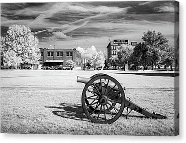 Canvas Print - Historic Fort Smith by James Barber