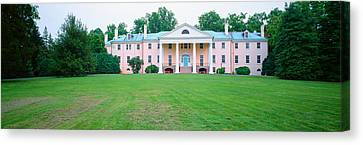 James Madison Canvas Print - Historic Home Of James Madison by Panoramic Images