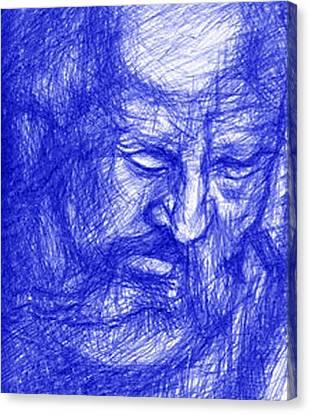 Biro Art Canvas Print - Historic Study by Jerry  Stith