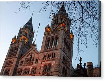 History Museum Canvas Print by Jez C Self