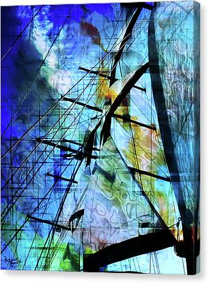 Hoist Canvas Print