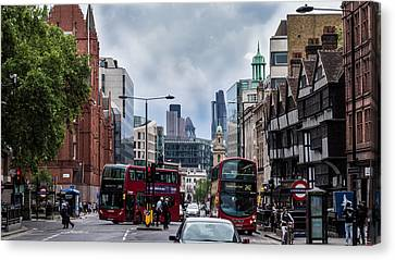 Holborn - London Canvas Print