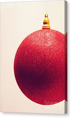 Canvas Print featuring the photograph Holiday Sparkle by Cindy Garber Iverson