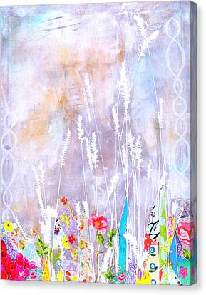 Holy Wheat II Canvas Print