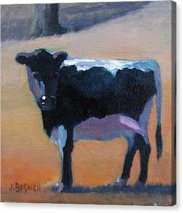 Holstein #1 Canvas Print