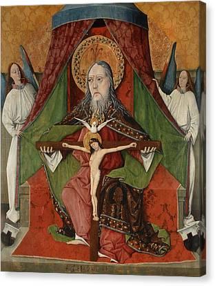 Holy Trinity Canvas Print by Mountain Dreams