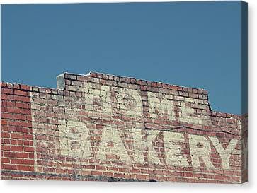 Home Bakery- Photo By Linda Woods Canvas Print