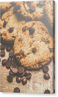 Home Made Biscuit Batch Canvas Print by Jorgo Photography - Wall Art Gallery