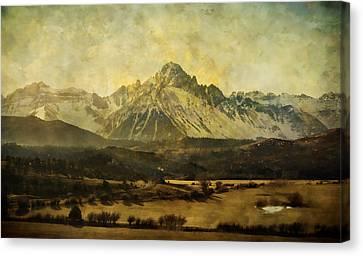 Home Series - The Grandeur Canvas Print