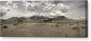 Home Sweet Home Canvas Print by Gary Cloud