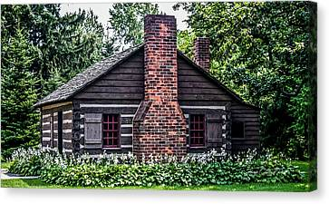 Home Sweet Home Canvas Print by Joann Copeland-Paul