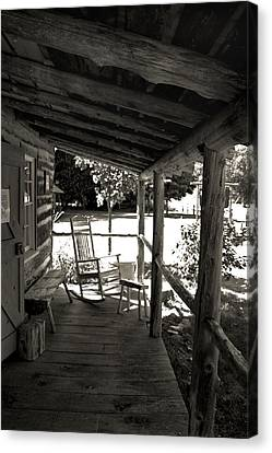 Home Sweet Home Canvas Print by Joanne Coyle