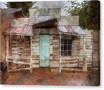 Home Sweet Home Canvas Print by Thom Zehrfeld
