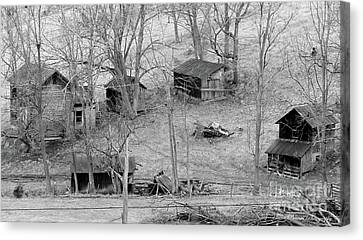 Homestead 2 Canvas Print