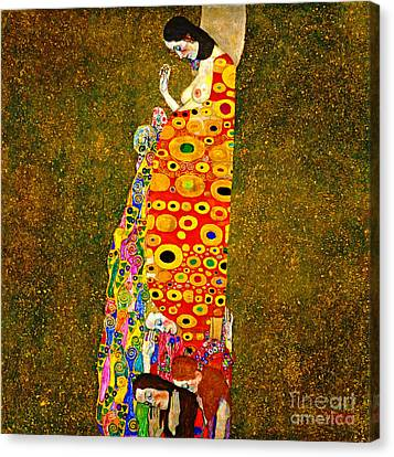 Hope 1907 Canvas Print by Padre Art