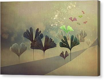 Hope Canvas Print by AugenWerk Susann Serfezi