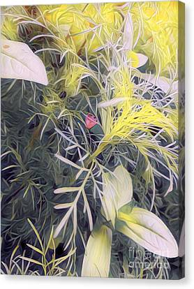 Hope Buds Canvas Print