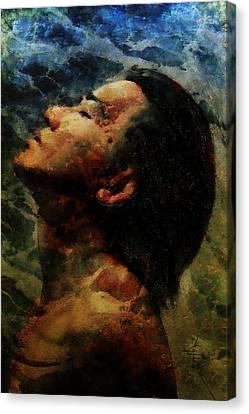 Hope Canvas Print by Maximiliano Esposito