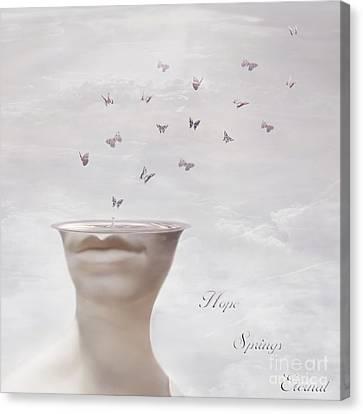 Hope Springs Eternal Canvas Print