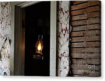 Hope Still Shines Canvas Print by Bob Christopher