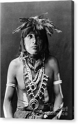 Hopi Chief, C1900 Canvas Print