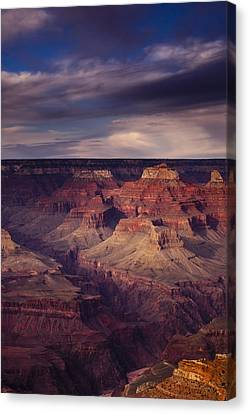 Hopi Point - Grand Canyon Canvas Print by Andrew Soundarajan