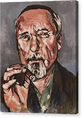 Hopper Canvas Print by Rob Tokarz