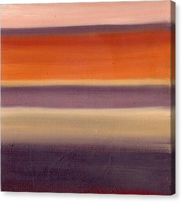Horizontal Moods Canvas Print by Emily Freiman