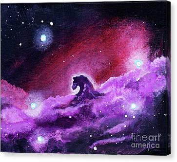 Horsehead Nebula 1 Canvas Print by Jamie Hartley