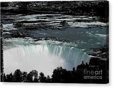 Canvas Print - Horsehoe Falls by Nu Art