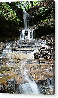 Horseshoe Falls #6735 Canvas Print