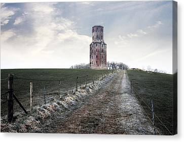 Horton Tower - England Canvas Print by Joana Kruse
