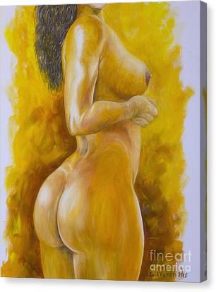 Hot Body Canvas Print by Veikko Suikkanen