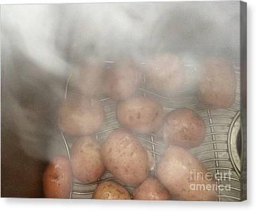 Hot Potato Canvas Print