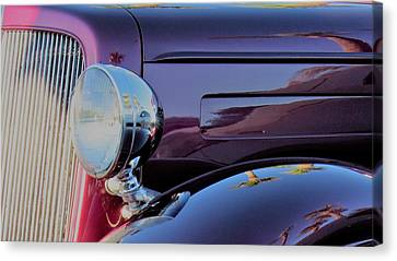 Hot Rod Canvas Print by Kat Janes