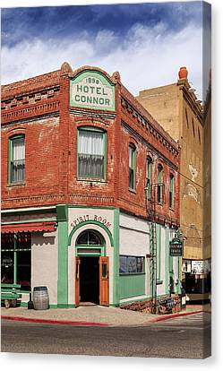Hotel Connor Canvas Print by James Eddy