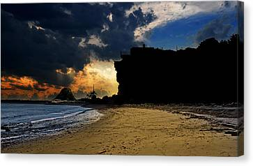 House On The Rock Canvas Print