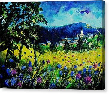 Houyet 68 Canvas Print by Pol Ledent