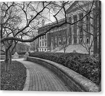 Hovde Hall Canvas Print by Coby Cooper