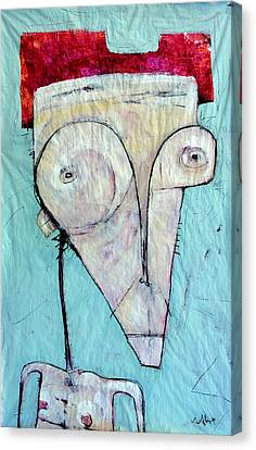 Humanitas No 1  Canvas Print by Mark M  Mellon