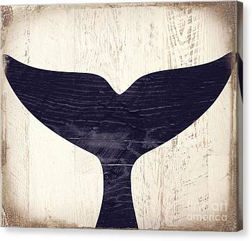 Humpback I Canvas Print