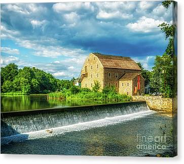 Hunterdon Art Museum Canvas Print