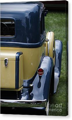 Hupmobile Canvas Print by Dennis Hedberg