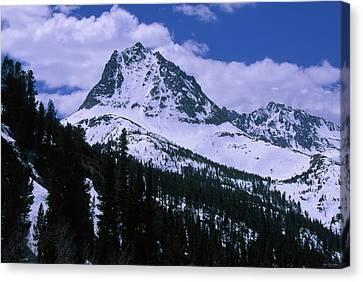 Hurd Peak - Bishop Pass Trail Canvas Print