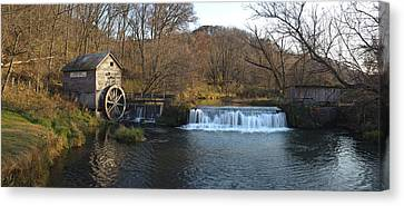 Hyde Mill Wisconsin Canvas Print