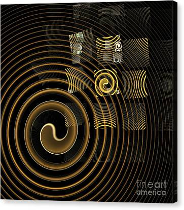 Hypnosis Canvas Print by Oni H