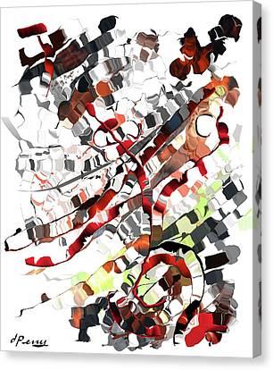 Hypothetical Canvas Print