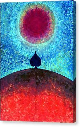 I Am Canvas Print by Wojtek Kowalski