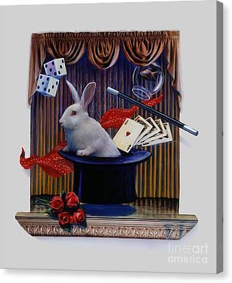 I Believe In Magic Canvas Print