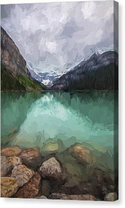 I Feel Cloudy II Canvas Print